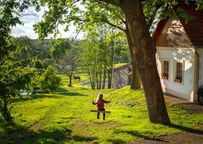 FOTOGALERIE, Penzion Andělský Dvůr