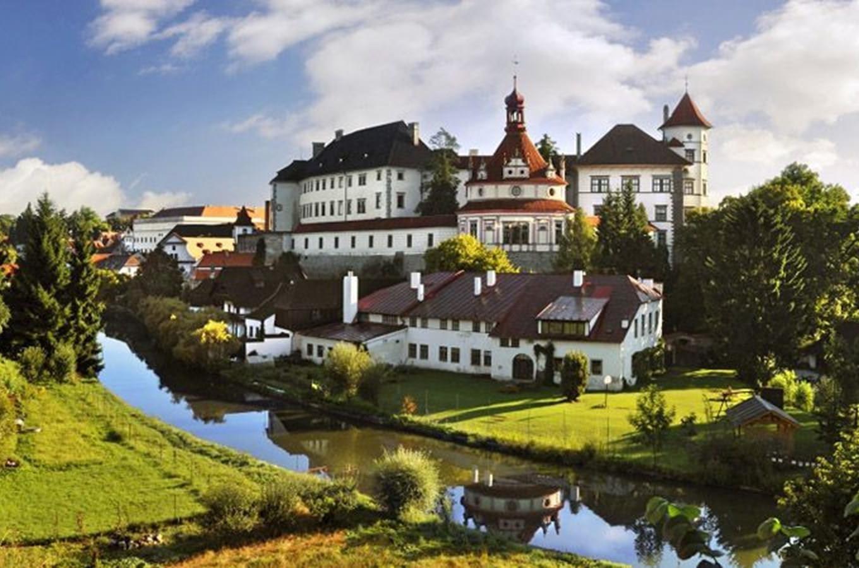 Město a Zámek Jindřichův Hradec, Penzion Andělský Dvůr